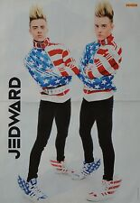 Jedward-a3 poster (environ 42 x 28 CM) - captures fan collection NEUF
