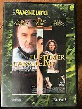 Sean Connery Richard Gere FIRST KNIGHT ~ 1995 King Arthur Epic | Spanish DVD