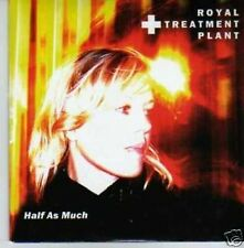 (282I) Royal Treatment Plant, Half As Much - DJ CD
