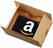 $50 Amazon Gift Card in Gift Box - Free 2 Day Shipping (Maybe Same Day or 1 Day)