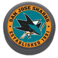 San Jose Sharks Established 1991 NHL Collectors Puck