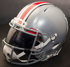 ***CUSTOM*** OHIO STATE BUCKEYES Riddell SPEED Full Size Replica Football Helmet