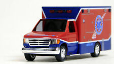 Busch 1/87 HO Ford E-350 Raytown Ambulance SCALE REPLICA 41840