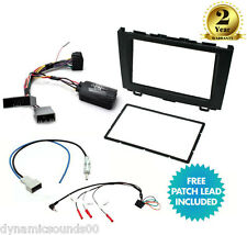 CTKHD04 Car Stereo Double Din Radio Replacement Fitting Kit For Honda CRV