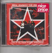 RAGE AGAINST THE MACHINE (CD).LIVE AT THE GRAND OLYMPIC AUDITORIUM 2000