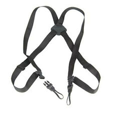 OP/TECH USA Adjustable DSLR Camera/ Binoculars Shoulders Strap Harness Webbing