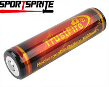 1pc TrustFire 18650 3.7V 3000mAh Protected Rechargeable Li-ion Battery for torch