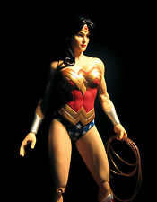 DC:WONDER WOMAN series 1: WONDER WOMAN figure -RARE (kotobukiya/superman/statue)