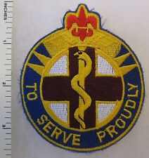 176th MEDICAL BRIGADE US ARMY POCKET PATCH INSIGNIA for VETERANS