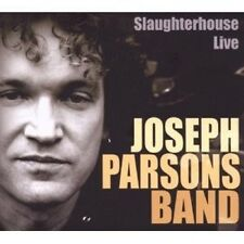 JOSEPH BAND PARSONS - SLAUGHTERHOUSE LIVE 2 CD NEU