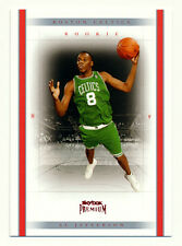 2004-05 SKYBOX PREMIUM AL JEFFERSON RC STAR RED RUBY RUBIES ROOKIE PACERS #49/75