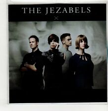 (GS626) The Jezabels, City Girl - 2012 DJ CD