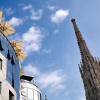 2 Tage Urlaub Luxus Promis 5* Design Hotel DAS TRIEST Zentrum Wien Städtereise