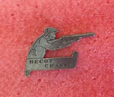Pins CHASSE Chasseur BECOT Chasse
