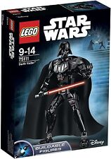 LEGO STAR WARS 75111 - DARTH VADER Personaggio 28cm Constraction Nuovo