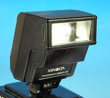 Minolta Program 2800 AF Aufsteckblitz für Minolta Blitz flash - (80841)