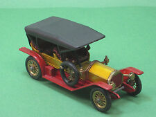 Y-9 Simplex 1912 goldbronze Matchbox models of yesteryear Modellfahrzeug MOY