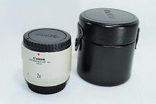 Excellent+++ Canon Extender EF 2X Teleconverter Lens From Japan #946