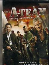 DVD - THE A TEAM  L'AGENCE TOUS RISQUES  FRANCAIS / ENGLISH REGION 2 europe