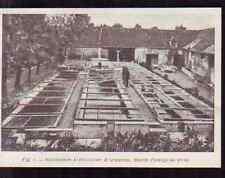 1918  --  ETABLISSEMENT PISCICULTURE  GRATTEREAU  H688