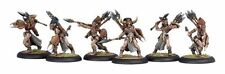 Warmachine Hordes BNIB - Circle Orboros Bloodtrackers (6)