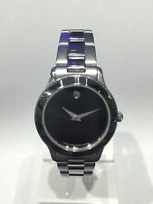 Movado Museum Ladies Watch Stainless Steel 84.E1.822.2