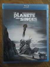 BLU-RAY * LA PLANETE DES SINGES * CHARLTON HESTON  PLANET OF THE APES
