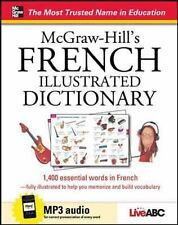 McGraw-Hill's French Illustrated Dictionary, Live ABC