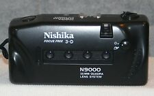 Nishika N9000 35mm Quadrascopic 3D Lenticular Camera