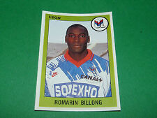 N°125 ROMARIN BILLONG OLYMPIQUE LYON OL PANINI FOOT 94 FOOTBALL 1993-1994