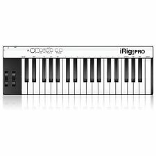 Teclado Pro llaves IK Multimedia iRig Controlador Para Iphone Ipod Touch Ipad &...