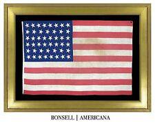 46 Star Antique US United States Flag - Americana Patriotic