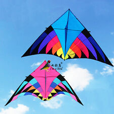 NEW Huge 3.5m Power triangle/Delta kite Multicolor Outdoor fun Sports Toys