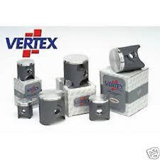 23928C Vertex Pistone Completo KTM 125 SX EXC DAL 2001 AL 2013 2 ANELLI