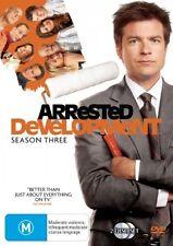 Arrested Development : Season 3 (DVD, 2006, 2-Disc Set)BRAND NEW SEALED REGION 4