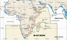 C-Map W97 NT MAX M-AF-M209 WIDE AREA CHART SOUTH - EAST AFRICA SD CARD