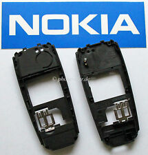 ORIGINAL NOKIA 2600 MITTELTEIL GEHÄUSE MIDDLE D-COVER HOUSING BLACK 0264112 NEU