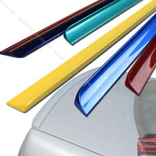 PAINTED MERCEDES BENZ W203 C-CLASS SEDAN TRUNK LIP SPOILER PAINTED 775 §