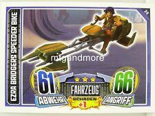 #024 Ezra Bridgers Speeder Bike - Star Wars Rebel Attax