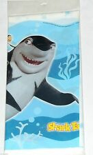 "~SHARK TALES  ~1- PLASTIC TABLECOVER    54 x 102""    PARTY SUPPLIES"