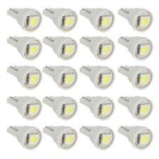 20x T10 0,1W 1 LED 5050 SMD KFZ Lampe Leuchtmittel Leuchte Weiß ET
