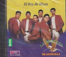 La Nobleza De Aguililla El Rey De Micas CD New
