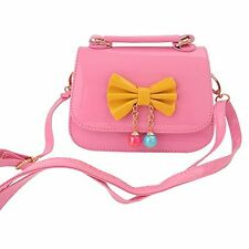 Aligle Cute Little Girls Fashionable Handbag Small Preteen Girls Toy Kid PU #1UO