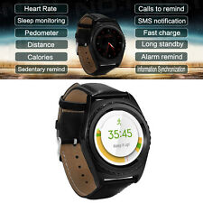 Bluetooth Smart Wrist Watches Camera GSM TF/SIM Card Phone Mate for IOS Android