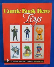 1999 COMIC BOOK HERO TOYS PRICE GUIDE by John Marshall Schiffer NM-