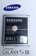 Original Battery for SamSung Galaxy S 3 III i535 T999 L710 i9300 NFC 2100mAh