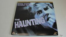 THE HAUNTING LASERDISC HORROR DELUXE LETTER BOX EDITION