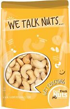 CASHEWS DRY ROASTED NUT WITH HIMALAYAN SALT, ~1 LB~ SALE GIFT BULK