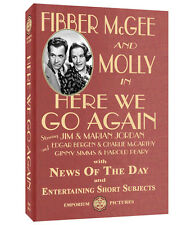 Here We Go Again - A Fibber McGee & Molly Classic On DVD!