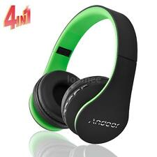 Foldable Bluetooth /Wired Stereo Headphone Headset FM MP3 For iPhone 6S HTC A3OH